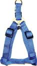 Hamilton Adjustable Easy On Harness - Blue - 5/8  X 12-20