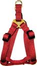 Hamilton Adjustable Easy On Harness - Red - 5/8  X 12-20