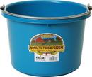 Miller Little Giant Plastic Bucket - Teal - 8 Quart
