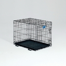 Midwest Lifestages Crate W/Divider Panel - 30X21X24 Inch