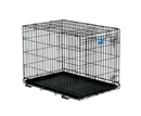 Midwest Lifestages Crate W/Divider Panel - 36X24X27 Inch