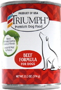 Triumph 00200 Canned Dog Food