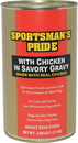 Triumph Pet 156 Sportsman'S Pride Canned Dog Food, Chicken, 43 Oz