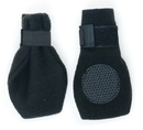 Ethical Arctic Fleece Boots - Black - Extra Small