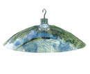 Audubon/Woodlink Hanging Or Pole Mount Baffle - Clear - 16 Inch