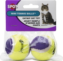 Ethical Mini Tennis Ball With Bell & Catnip - Mini