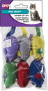 Ethical Felt Mice With Catnip - 6 Pack