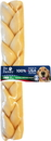 Pet Factory Usa Beefhide Braided Stick