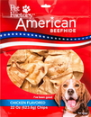 Pet Factory American Beefhide Chips