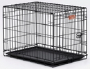 Midwest I-Crate - Black - 24 Inch/Single