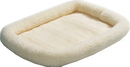 Midwest Quiet Time Bed - White - 18X12 Inch