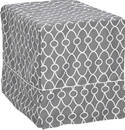 MIDWEST HOMES FOR PETS CVR24T-GY Quiettime Defender Crate Cover, Gray, 24 Inch