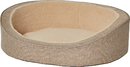 MIDWEST HOMES FOR PETS 40273-STN Quiet Time Deluxe Hudson Pet Bed, Tan, Small