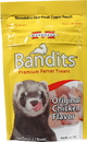 Marshall Pet Bandits Premium Ferret Treat - Chicken - 3 Ounce