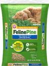 Nature S Earth Feline Pine Original Cat Litter - 40 Pound