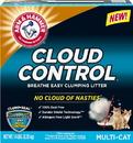 Church & Dwight Co., Inc 00183 Ah Cloud Control Breathe Easy Clumping Litter, 14 Lb