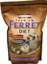 Marshall Pet Senior Ferret Food Diet - 4 Pound