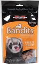 Marshall Pet Prod-Food FD-409 Bandits Freeze Dried Ferret Treats