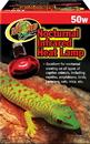Zoo Med Nocturnal Infrared Heat Lamp - Red - 50 Watt