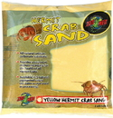 Zoo Med Hermit Crab Sand - Yellow - 2 Pound