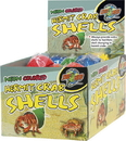 Zoo Med Neon Colored Hermit Crab Shells Display - 36 Piece