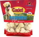 Rawhide Knotted Bone Value Pack