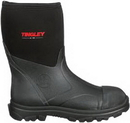 TINGLEY RUBBER CORP. 87121.11 Badger Insulated Mid Boot, Black, Size 11