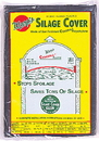 Warp Brothers  Silage Cover - Black - 18 Foot