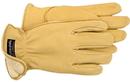 Boss Therm Premium Insulated Deerskin Driver Glove - Tan - Medium