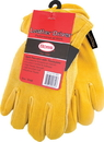 Boss Therm Inisulated Split Deerskin Driver Glove - Yellow - Small