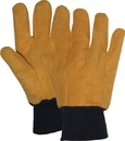 Boss Cotton/Poly Chore Glove - Flannel Yellow - Xtra Large