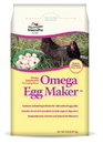 Manna Pro Omega Egg Maker Supplement For Laying Hens - 5 Pound
