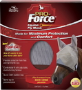Manna Pro Pro-Force Equine Fly Mask With Ears & Equi-Glo