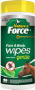 Manna Pro Nature'S Force Face & Body Wipes