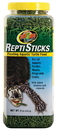 Zoo Med Reptisticks Floating Aquatic Turtle Food - 9 Ounce