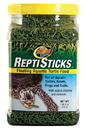Zoo Med Reptisticks Floating Aquatic Turtle Food - 1.2 Pound