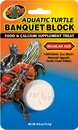 Zoo Med Aquatic Turtle Banquet Block - Regular