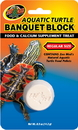 Zoo Med Aquatic Turtle Banquet Block - Regular/5 Pack