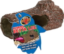 Zoo Med Ceramic Betta Log - 4.25 Inch