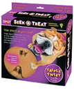 Ethical Dog Spot Seek-A-Treat Advanced Challenge Triple Twist