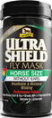 W F Young Ultrashield Fly Mask Warmblood Without Ears
