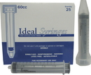 Neogen Ideal Luer Lock Disposable Syringe - 60 Cc/20 Box