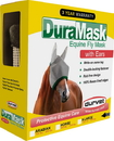 Durvet Duramask Fly Mask With Ears - Gray - Horse