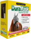 Durvet Duramask Fly Mask With Ears - Gray - Extra Large