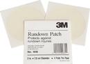 3M Rundown Patch - 3 Inch/4 Pack