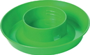 Miller Little Giant Screw-On Poultry Waterer Base - Green - 1 Quart