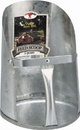 Miller Little Giant Galvanized Feed Scoop - Steel - 3 Quart
