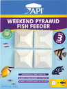 Mars Fishcare North Amer Mini Pyramid 3Day Feeder - 4 Count