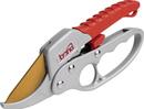 Bond Deluxe Ratchet Pruner - Red - 8 Inch