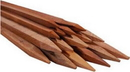 Bond Packaged Hardwood Stakes - Natural - 3 Foot/6 Pack